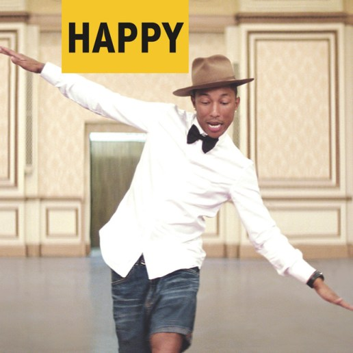 """Celebrate International """"Happy Day"""" With Pharrell and the UN Foundation"""