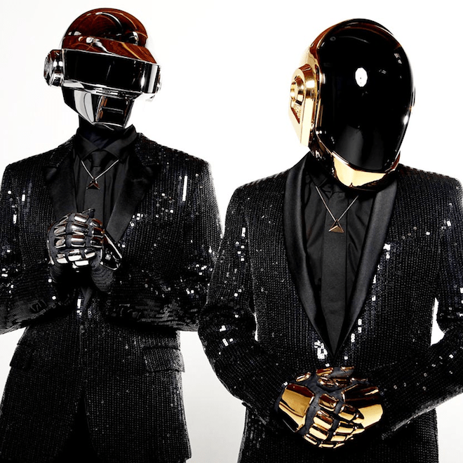 Daft Punk & Jay Z – Computerized