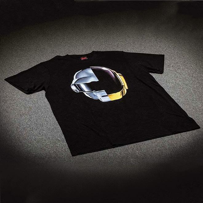 Daft Punk Reveals First Official 'Random Access Memories' Merchandise