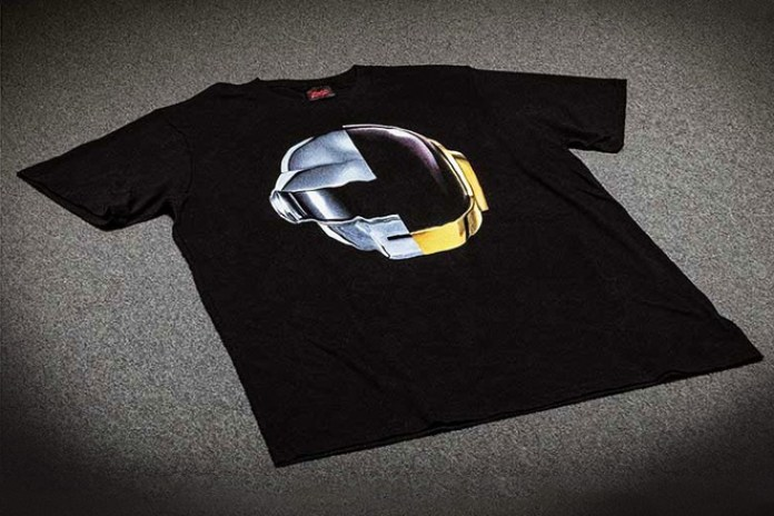 Daft Punk Reveals First Official 'Random Access Memories' Merchandise