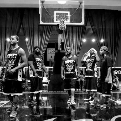 Dipset vs. Fool's Gold Basketball Game Recap
