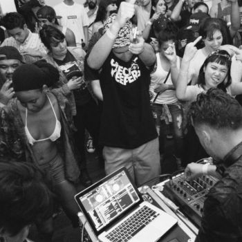 HYPETRAK x Ta-ku x POW! WOW! Hawaii: 'Drive Slow, Homie Pt. III' Release Party (Video)