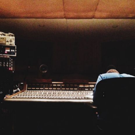 Frank Ocean is In the Studio Again, Working On Sophomore Album