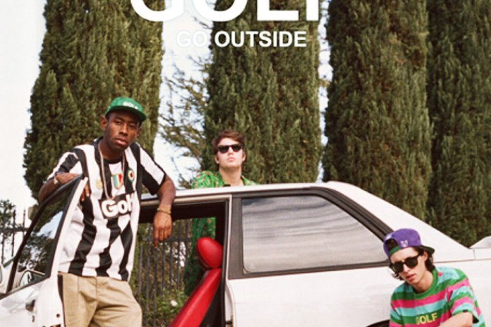 "Golf Wang 2014 Spring/Summer ""Go Outside"" Lookbook"