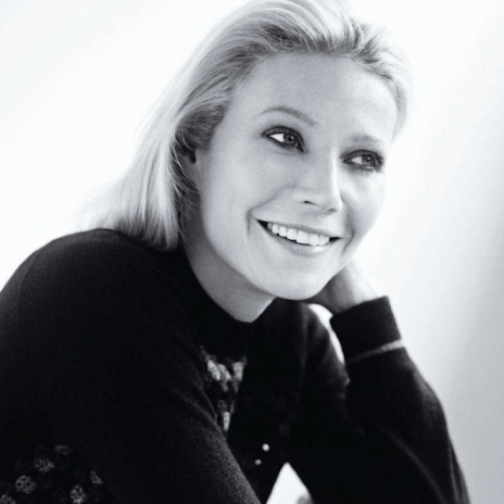 Listen to Gwyneth Paltrow's Spring Mix