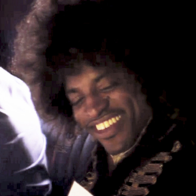 Here's a First Look At André 3000 as Jimi Hendrix