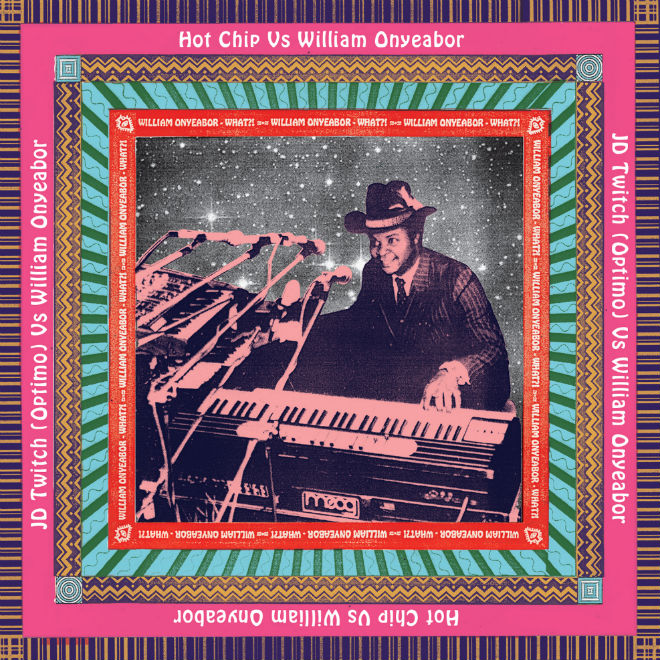 Hot Chip - Atomic Bomb (William Onyeabor Cover)
