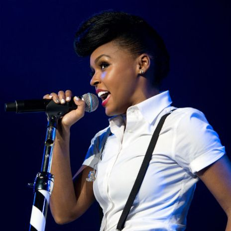 Janelle Monáe - Simply Irresistible