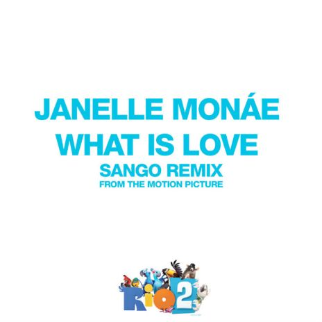 Janelle Monáe – What Is Love (Sango Remix)
