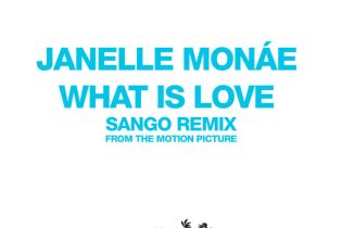 Janelle Monáe – What Is Love (Sango Remix)