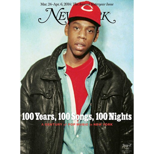"""Jay Z and The Notorious B.I.G. Cover New York Magazine's """"Yesteryear"""" Issue"""