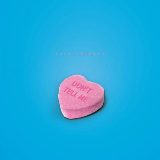 Just Friends (Nicolas Jaar & Sasha Spielberg) - Don't Tell Me