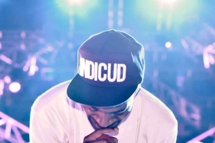 KiD CuDI Previews New Music in Brooklyn