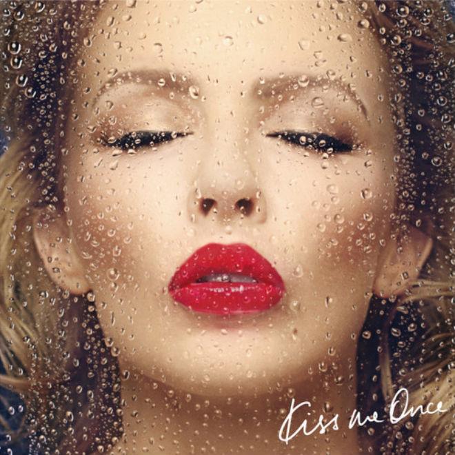 Kylie – Kiss Me Once (Album Stream)