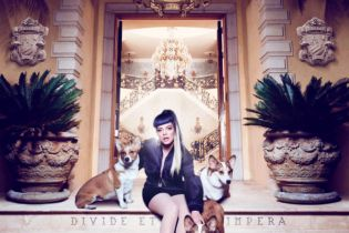 Lily Allen Unveils 'Sheezus' Artwork & New Video