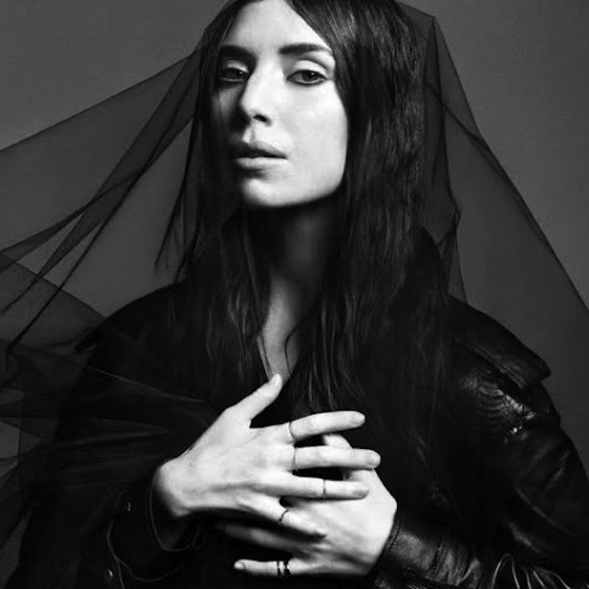 Lykke Li Reveals 'I Never Learn' Album Artwork