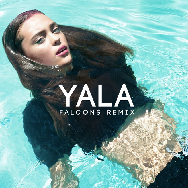 M.I.A. - Y.A.L.A. (Falcons Remix)