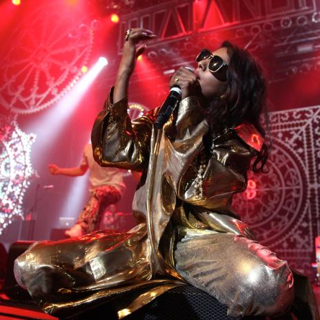 M.I.A. Announces Tour with ASAP Ferg