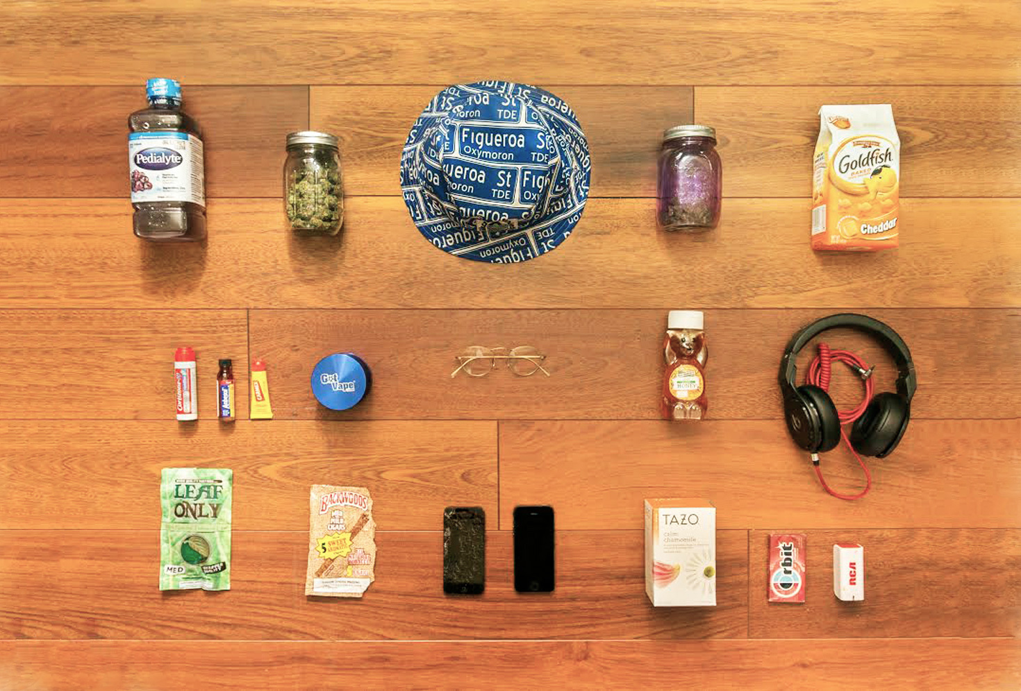 music essentials schoolboy q