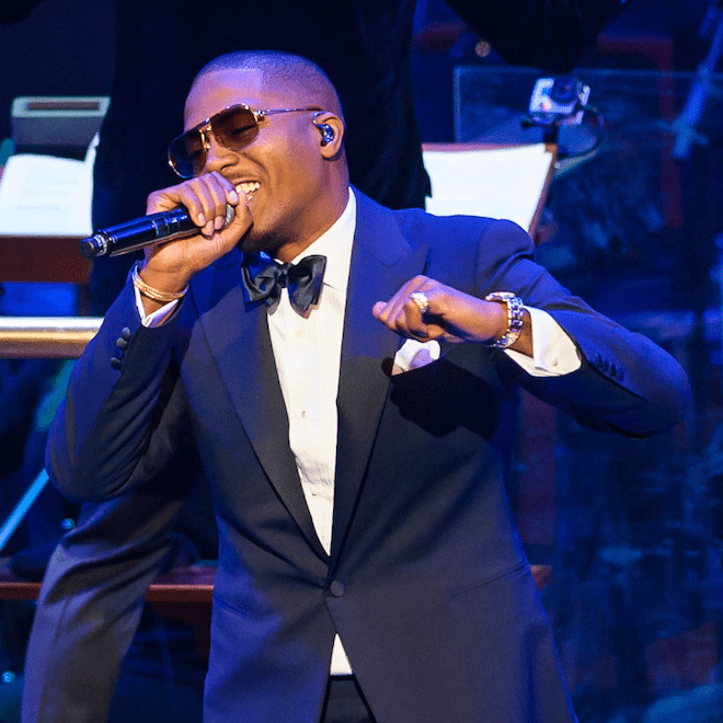 Nas Performs 'Illmatic' In Its Entirety at John. F. Kennedy Center (Video)