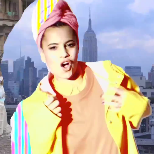 Neneh Cherry featuring Robyn - Out Of The Black (Produced by Four Tet)