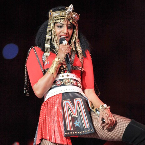 NFL Now Suing M.I.A. For $16.6 Million in Damages Over Middle Finger Incident