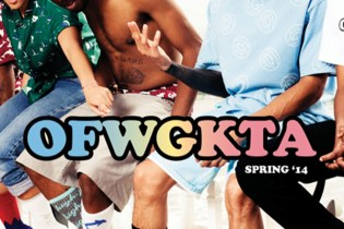 Odd Future 2014 Spring/Summer Lookbook