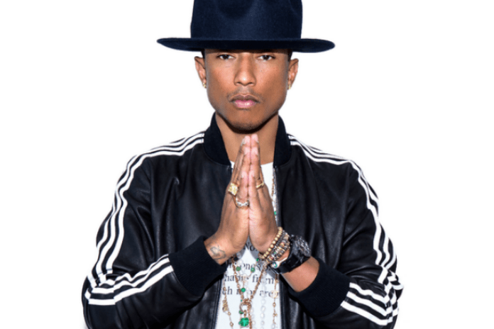 Pharrell & adidas Originals Announce Partnership