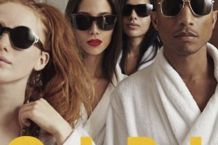Pharrell & COMME des GARÇONS Create 'G I R L' Fragrance