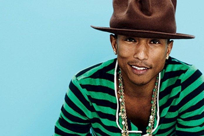 Pharrell to Cover GQ