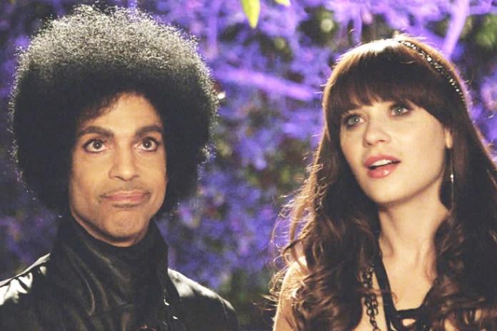 Prince & Zooey Deschanel - FALLINLOVE2NITE