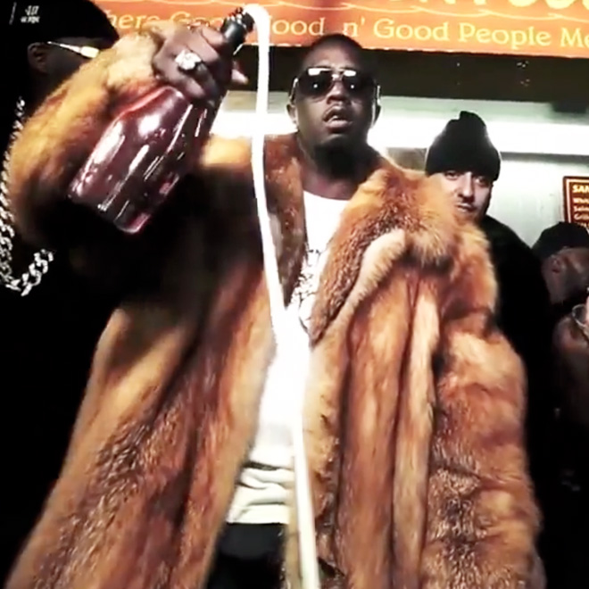 Puff Daddy featuring Rick Ross & French Montana - Big Homie