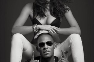 R. Kelly's New Album to Be Titled 'White Panties'