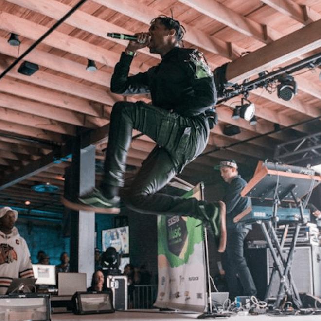 Recap: G.O.O.D.Music Showcase at SXSW