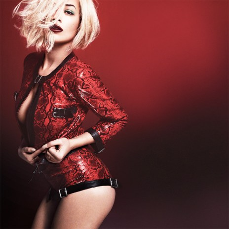 Rita Ora - I Will Never Let You Down (Produced by Calvin Harris)