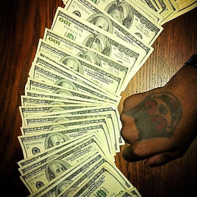 Sir Michael Rocks featuring SpaceGhostPurrp - Dollar Bill
