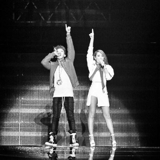 Skrillex featuring G-Dragon & CL - Dirty Vibe