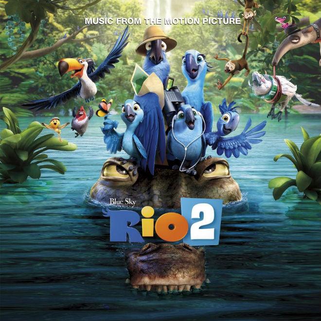 Stream the 'Rio 2' Soundtrack featuring Bruno Mars, Janelle Monáe, B.o.B & More