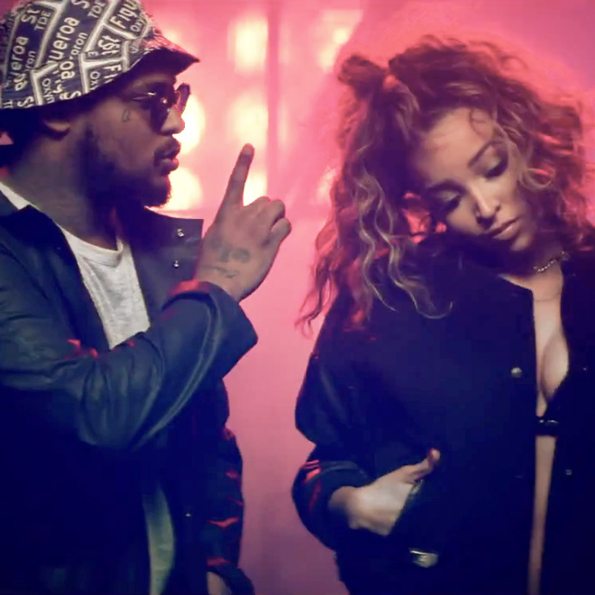 Tinashe featuring ScHoolboy Q - 2 On