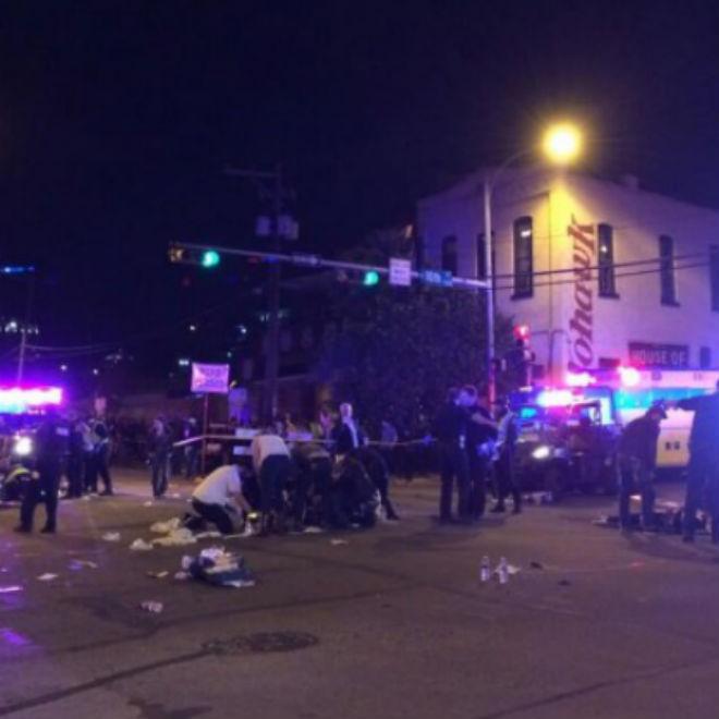 UPDATE: Four Dead After SXSW Car Crash