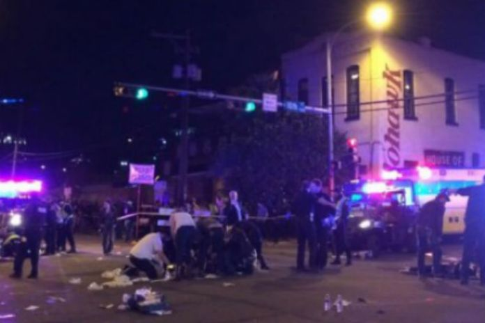 UPDATE: Four Dead After SXSW Car Crash