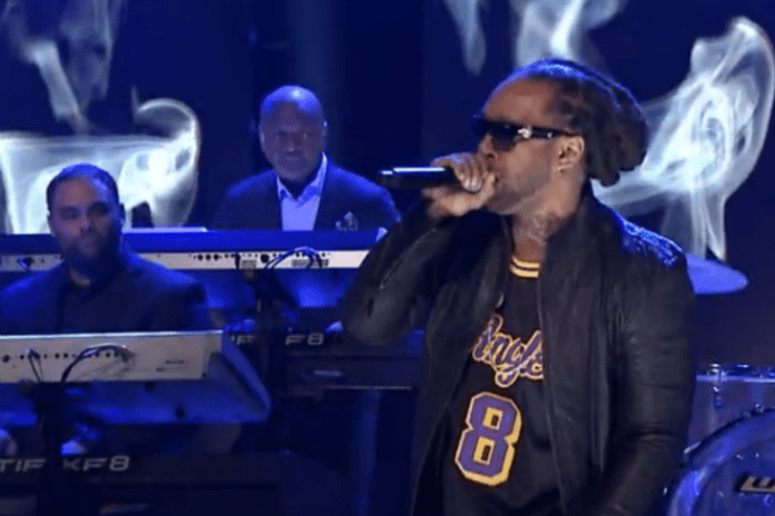 """Ty Dolla $ign & The Roots Perform """"Paranoid"""" on 'The Tonight Show'"""