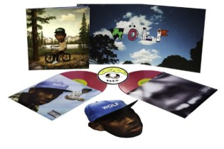 Tyler, The Creator To Release 'Wolf' On Vinyl