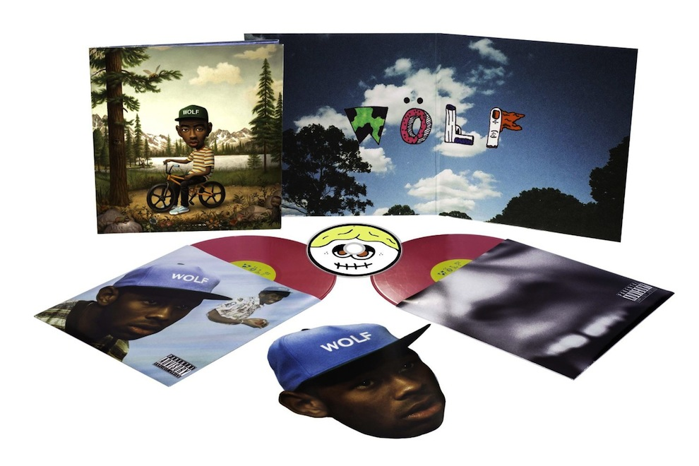 Tyler The Creator To Release Wolf On Vinyl Hypebeast