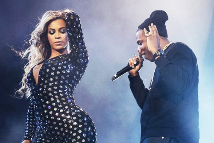 "Watch Beyoncé and Jay Z Perform ""Drunk In Love"" One Last Time On 'Mrs. Carter' Tour"