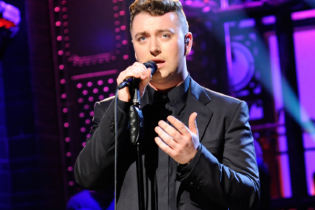 Watch Sam Smith's Soulful 'SNL' Debut
