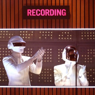 Watch The Daft Punk, Pharrell, Stevie Wonder and Nile Rodgers GRAMMY Performance Rehearsal Video
