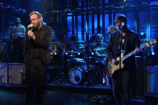 Watch The National Make Their 'Saturday Night Live' Debut