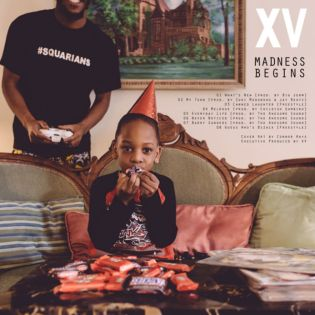 XV - March Madness Vol. 1 (Madness Begins) [EP]