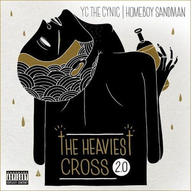 YC The Cynic featuring Homeboy Sandman - The Heaviest Cross 2.0